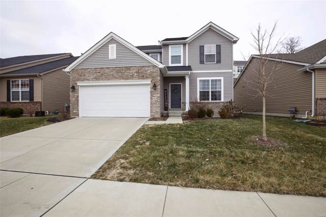 418 Wilmer Meadow Drive, Wentzville, MO 63385 (#20004441) :: Clarity Street Realty