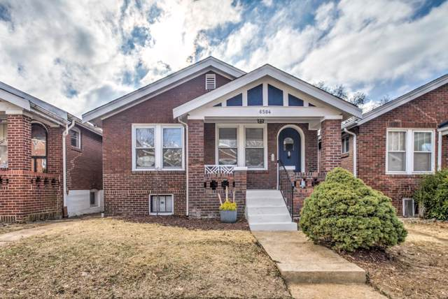 6504 Hoffman Avenue, St Louis, MO 63139 (#20004449) :: Clarity Street Realty
