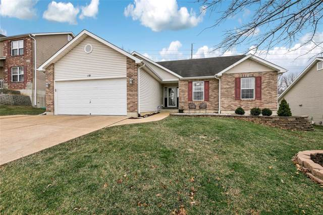 10 Berrywine Court, Arnold, MO 63010 (#20004452) :: Peter Lu Team