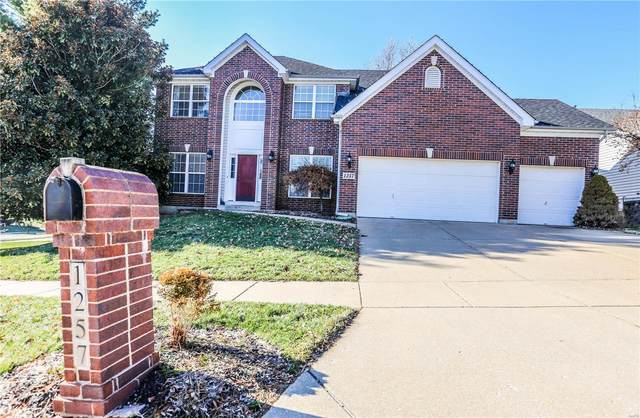 1257 Arbor Bluff Circle, Ballwin, MO 63021 (#20004456) :: Clarity Street Realty