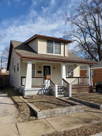 4015 Eichelberger, St Louis, MO 63116 (#20004468) :: Clarity Street Realty