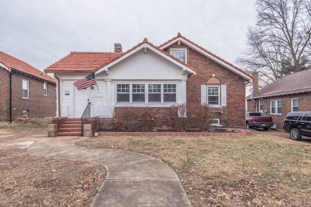 910 Country Club Drive, St Louis, MO 63121 (#20004480) :: RE/MAX Vision