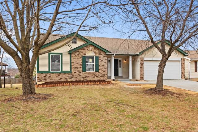 62 Twill Valley, Saint Peters, MO 63376 (#20004523) :: Matt Smith Real Estate Group