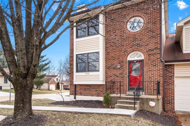 5538 Duchesne Parque Drive, St Louis, MO 63128 (#20004553) :: Sue Martin Team