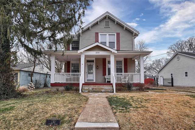 230 Simmons Avenue, St Louis, MO 63119 (#20004571) :: Sue Martin Team