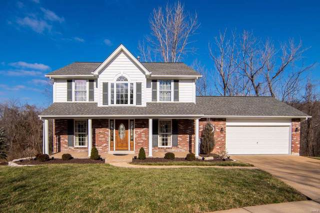 5983 Royal Country Drive, Unincorporated, MO 63129 (#20004582) :: Clarity Street Realty