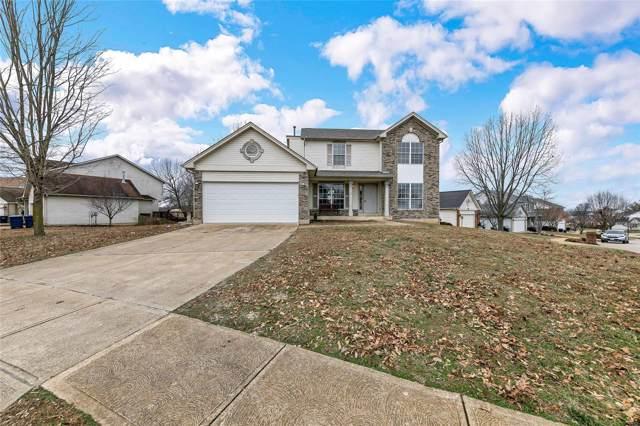 131 Meramec Ridge Drive, Fenton, MO 63026 (#20004584) :: The Becky O'Neill Power Home Selling Team