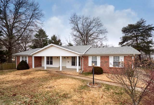 15663 Clayton Road, Ballwin, MO 63011 (#20004597) :: The Becky O'Neill Power Home Selling Team