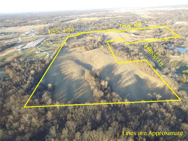 0 Troy Rd, Collinsville, IL 62234 (#20004610) :: Matt Smith Real Estate Group