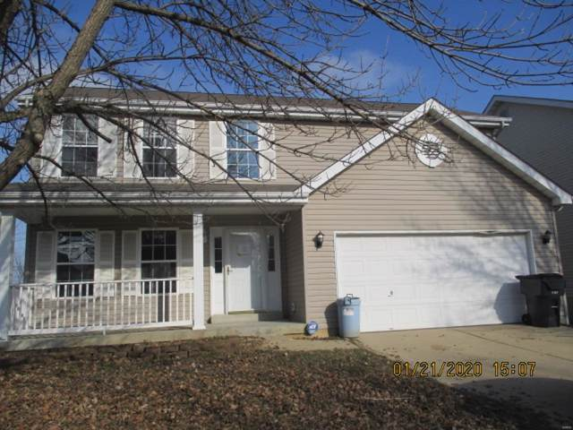 2722 Brookrun Drive, Belleville, IL 62221 (#20004618) :: Clarity Street Realty