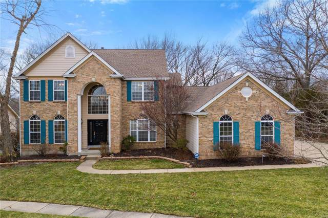 1341 Westhampton Woods Court, Wildwood, MO 63005 (#20004636) :: Sue Martin Team