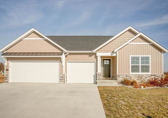 656 Fairway Wood Drive, O'Fallon, IL 62269 (#20004651) :: Hartmann Realtors Inc.