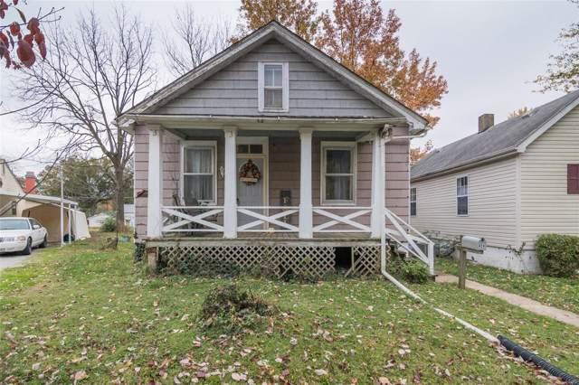 424 N 39th Street, Belleville, IL 62226 (#20004689) :: Clarity Street Realty