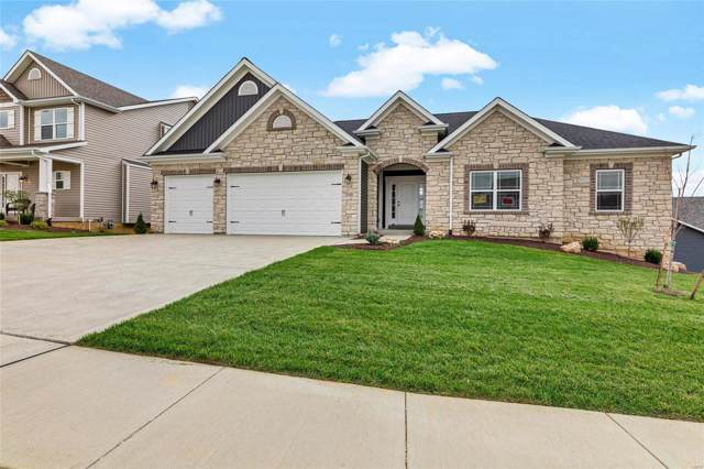 160 Pomodora Circle, Wentzville, MO 63385 (#20004697) :: The Becky O'Neill Power Home Selling Team