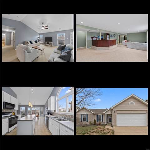 2658 Ruddy Ridge Drive, High Ridge, MO 63049 (#20004706) :: Clarity Street Realty