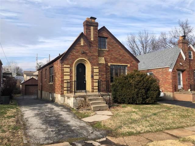 8733 Acacia, St Louis, MO 63136 (#20004721) :: Matt Smith Real Estate Group