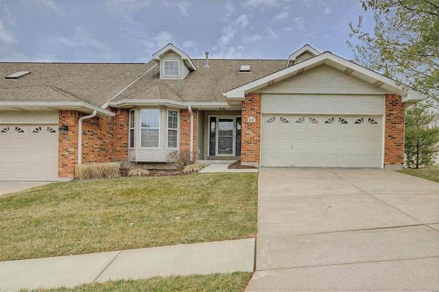 842 Brae Court, Chesterfield, MO 63017 (#20004722) :: Kelly Hager Group | TdD Premier Real Estate
