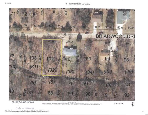 426 Briarwood, Saint Clair, MO 63077 (#20004739) :: St. Louis Finest Homes Realty Group