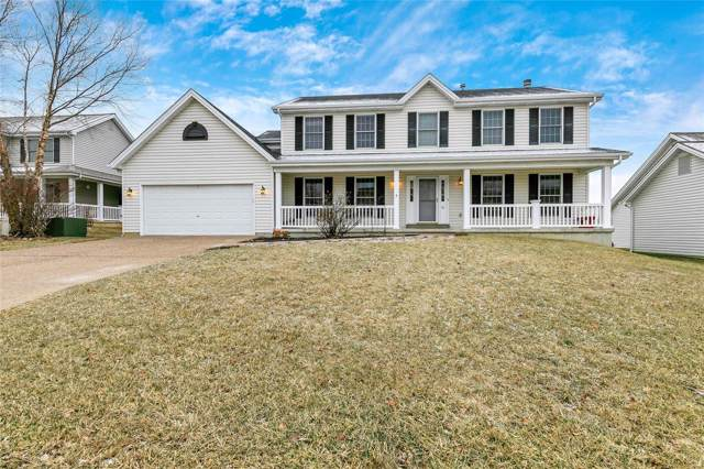 8 Jacobs Place Court, Saint Peters, MO 63376 (#20004746) :: Matt Smith Real Estate Group