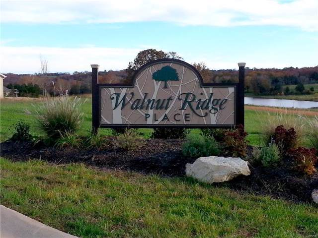 59 (Lot) Walnut Ridge Place, Washington, MO 63090 (#20004750) :: Century 21 Advantage