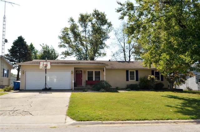 1310 Chestnut, Greenville, IL 62246 (#20004754) :: Sue Martin Team