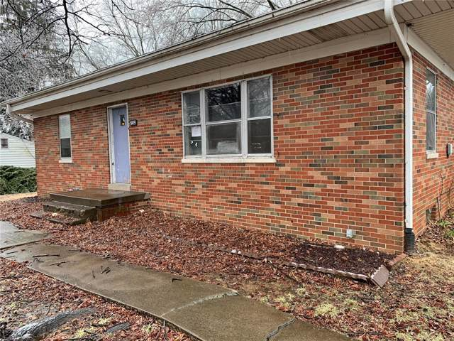 809 N 17th Street, Belleville, IL 62226 (#20004760) :: Clarity Street Realty