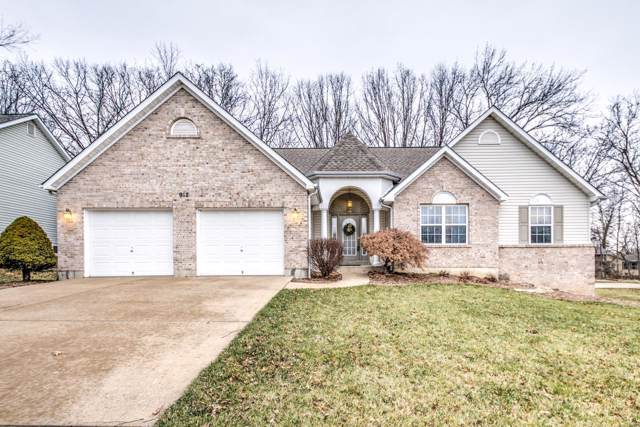 912 Locksley Manor Dr, Lake St Louis, MO 63367 (#20004794) :: Clarity Street Realty