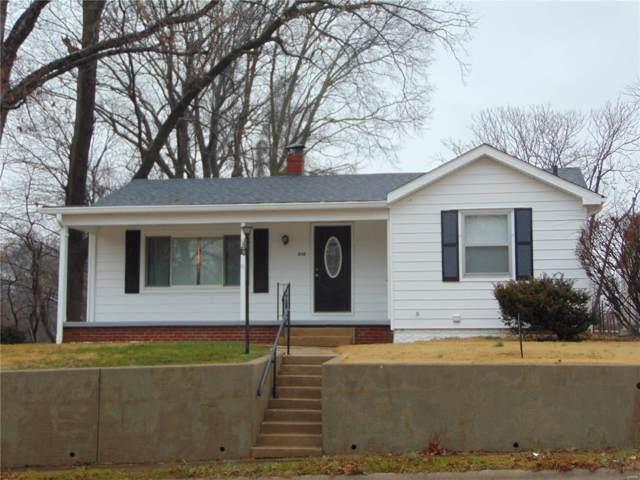 610 N 17th Street, Belleville, IL 62226 (#20004820) :: Clarity Street Realty