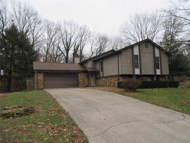 100 Berkshire Drive, Belleville, IL 62223 (#20004832) :: Clarity Street Realty