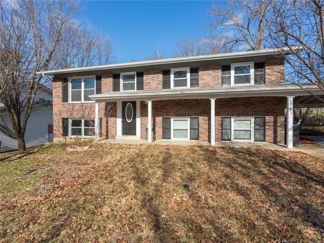 1145 Villaview, Manchester, MO 63021 (#20004851) :: RE/MAX Vision