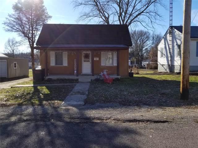 850 E Oak, Greenville, IL 62246 (#20004863) :: Sue Martin Team
