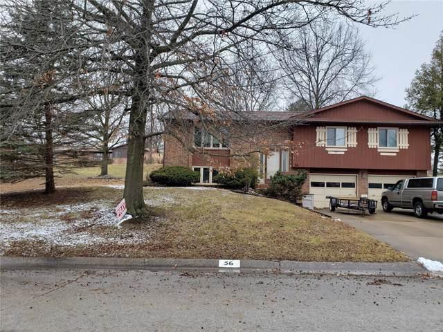 56 Homestead, Hannibal, MO 63401 (#20004866) :: Sue Martin Team