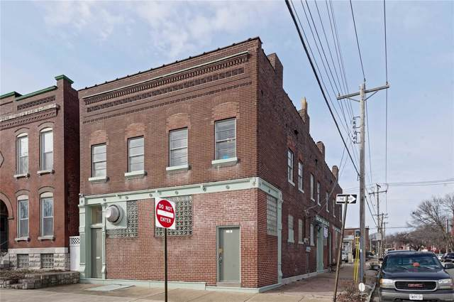 2736 Sidney Street, St Louis, MO 63104 (#20004881) :: Sue Martin Team