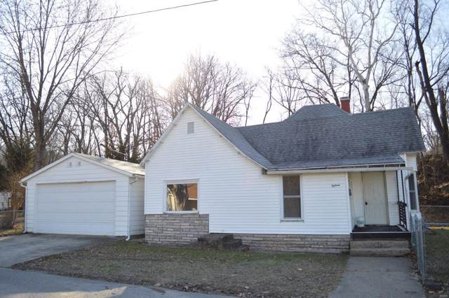1512 Robinson Avenue, Hannibal, MO 63401 (#20004891) :: Sue Martin Team
