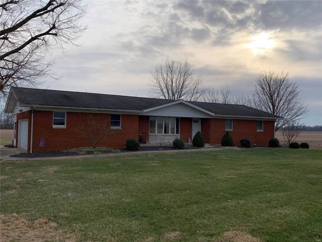 810 Zilles Road, Highland, IL 62249 (#20004899) :: Fusion Realty, LLC