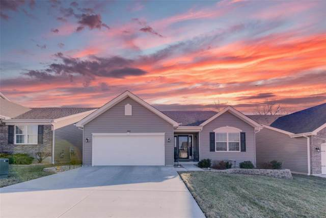 288 Cambridgeshire Court, Saint Peters, MO 63376 (#20004913) :: Clarity Street Realty