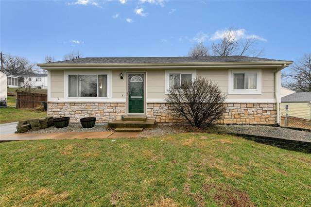 106 E Marseille Drive, St Louis, MO 63129 (#20004924) :: Clarity Street Realty