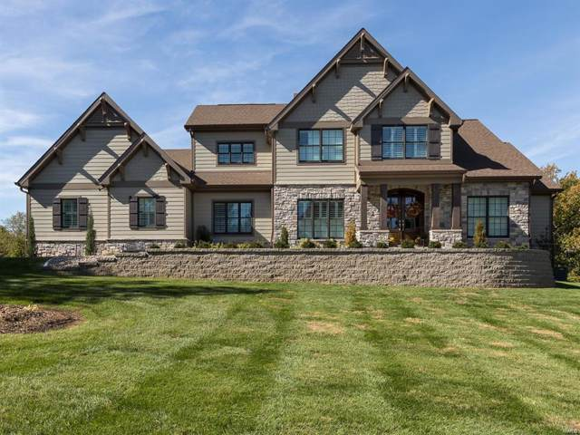 663 Pine Creek-Tbb Drive, Town and Country, MO 63017 (#20004926) :: Clarity Street Realty