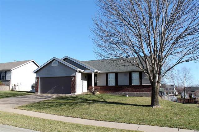 2035 Peine Forest Drive, Wentzville, MO 63385 (#20004955) :: The Becky O'Neill Power Home Selling Team