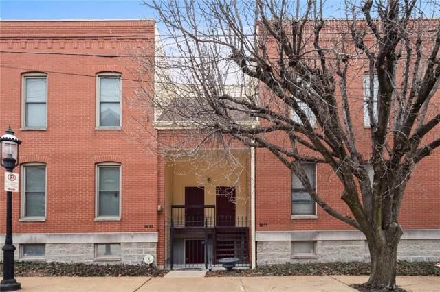 1611 Menard Street #18, St Louis, MO 63104 (#20004960) :: RE/MAX Professional Realty