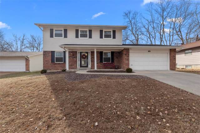12960 Button, St Louis, MO 63146 (#20004971) :: Clarity Street Realty