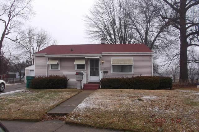 3252 Rodger Avenue, Granite City, IL 62040 (#20004993) :: Hartmann Realtors Inc.