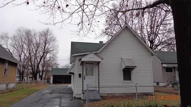 1619 Spruce Street, Granite City, IL 62040 (#20005003) :: Sue Martin Team