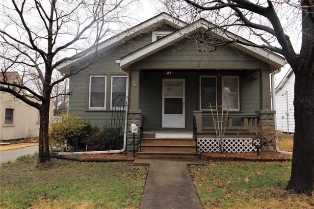 117 N 40th Street, Belleville, IL 62226 (#20005012) :: Peter Lu Team