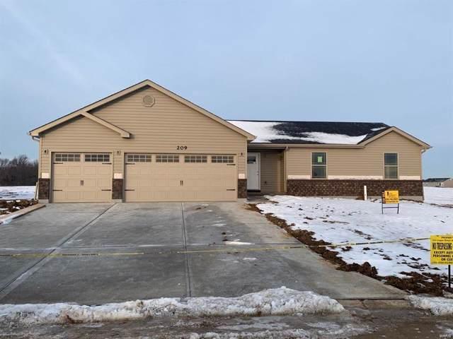 253 Winter Wheat Drive, Wright City, MO 63390 (#20005047) :: Sue Martin Team