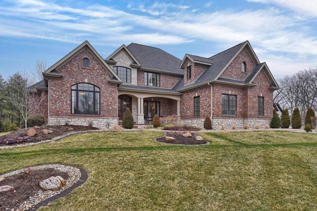 5909 Meridian Woods, Glen Carbon, IL 62034 (#20005055) :: Sue Martin Team