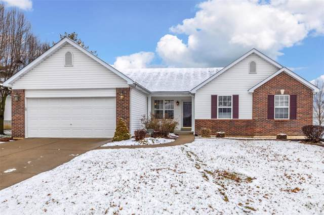 229 Thoroughbred Trail, Saint Peters, MO 63376 (#20005067) :: Clarity Street Realty