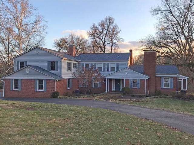 9908 Old Warson Road, Ladue, MO 63124 (#20005072) :: Kelly Hager Group | TdD Premier Real Estate