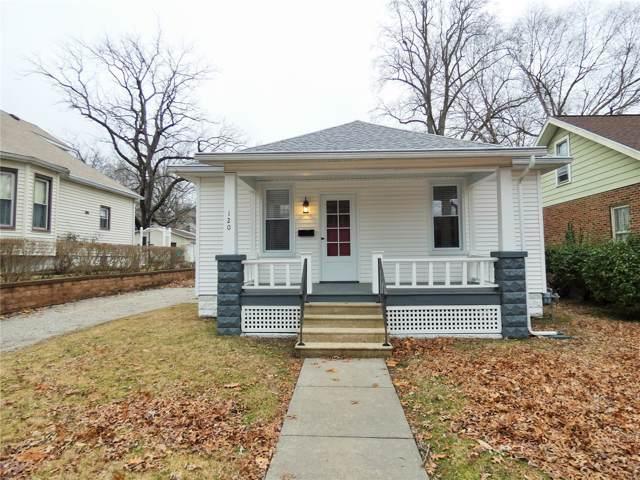 120 S Douglas Avenue, Belleville, IL 62220 (#20005084) :: Sue Martin Team
