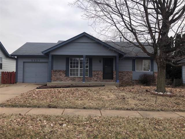 2227 Central Parkway, Florissant, MO 63031 (#20005096) :: RE/MAX Vision